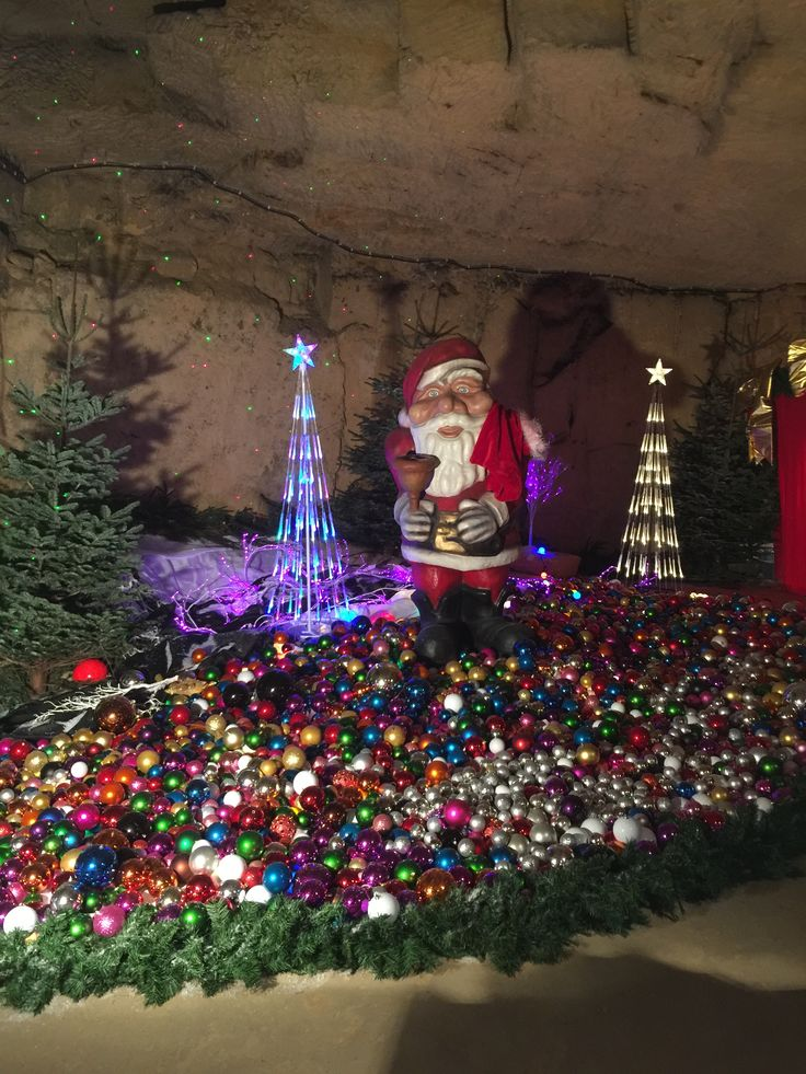 #Christmas market in the caves in #Valkenburg