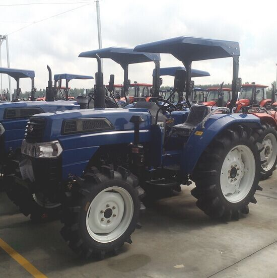 Farm Medium-sized Tractors Agricultural Machinery And Farm Tools Auxiliary Tool Hot For Sell