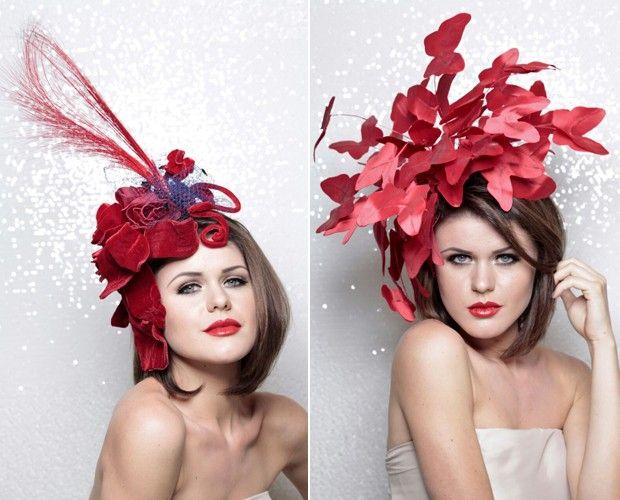 Adereços de cabeça são opção ideial para o carnaval (Foto: Nila Costa)