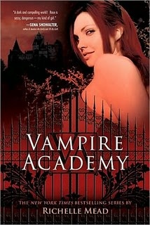 Yes, I do enjoy some vampire books here and there