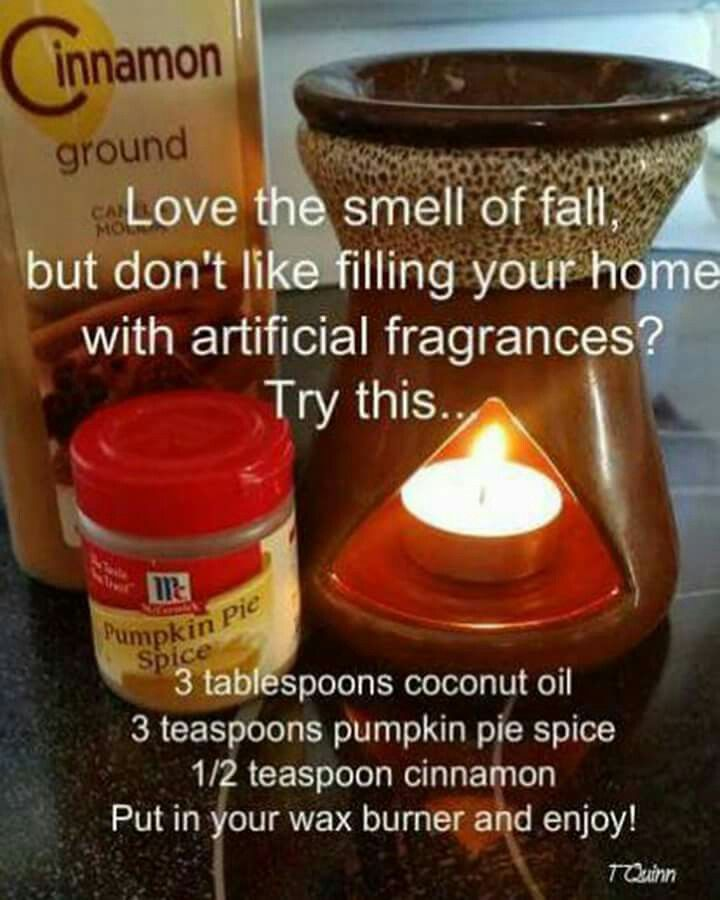 DIY: No chemical Holiday spice fragrance