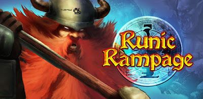 Download Runic Rampage - Hack and Slash RPG 1.06 - fantastic action game for Android