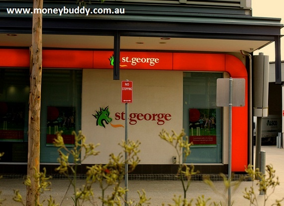 St george bank outside shot - http://www.moneybuddy.com.au/compare/credit-cards