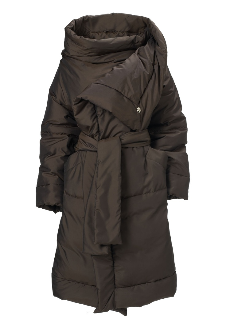 New Square Puffer Coat