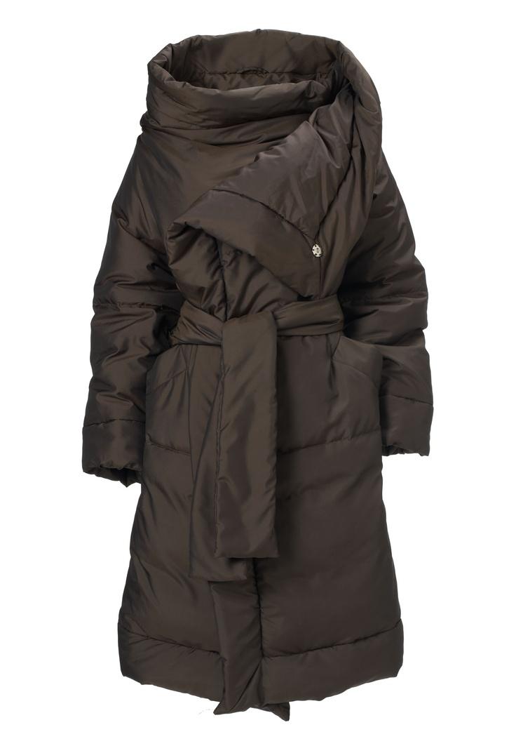 New Square Puffer Coat