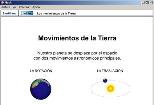 Movimientos de la tierra rotacion y traslacion para colorear - Imagui