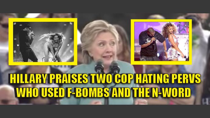 "Let me get this straight…… Hillary Clinton, who is so worried about the ""children"" is suddenly a-OK with a cop-hating couple, known for defaming women by slutting it up and singing/rapping ""anti-woman"" lyrics? Vendredi 20:47 – Jay Z pic.twitter.com/mexUml2mvp — Ivan Couronne (@ivancouronne) November 5, 2016 How does this fake liberal outrage work? Here's what they do – liberals call everything on their side that's offensive and disgusting (and there's a lot of it) ""art."" That's how they…"