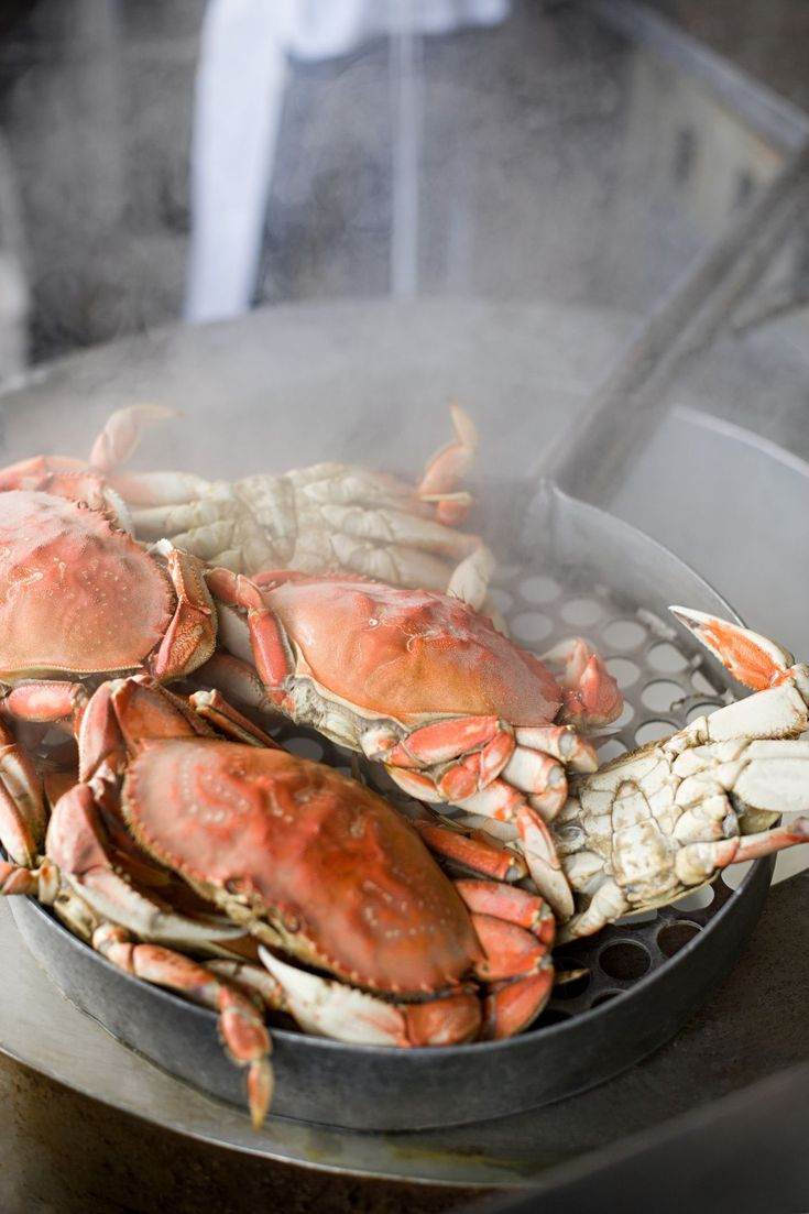 Recipe for Boiling a Bushel of Crabs