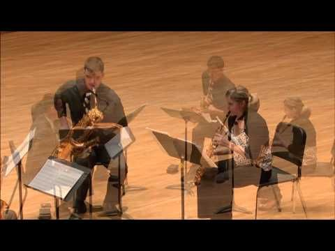Zzyzx Quartet plays Hamelin Etude No. 4