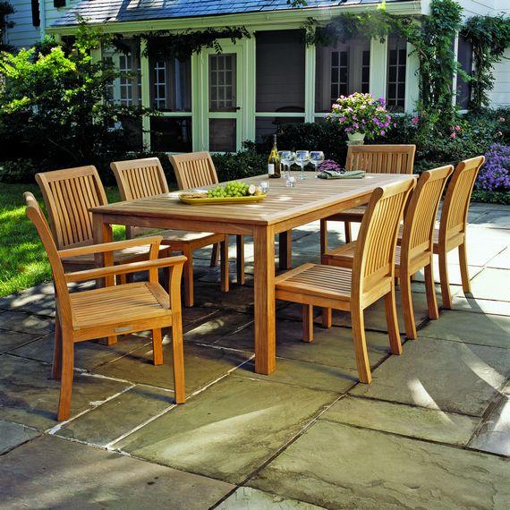 211 Best Teak Images On Pinterest Outdoor Furniture