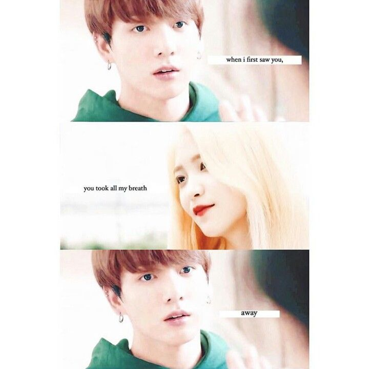 Jungri - when i first saw you, you took all my breath away.