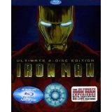 Iron Man (Ultimate 2-Disc Edition) [Blu-ray] (Blu-ray)