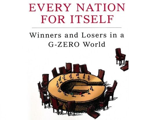 """In his new book """"Every Nation for Itself"""" author and global risk analyst Ian Bremmer argues that world governance is failing."""
