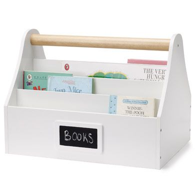 Potter Book Caddy