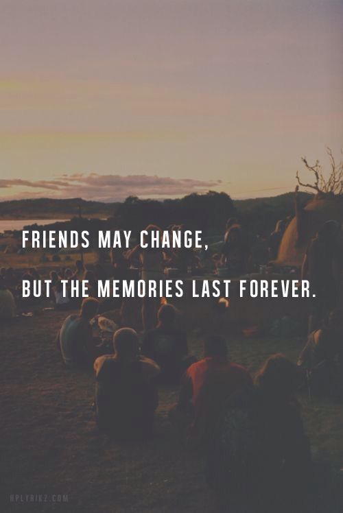 Friendship And Memories Quotes Tumblr : Best images about friendship quotes on