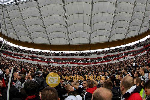 Eintracht Frankfurt - FC Girondins Bordeaux, 19.9.2013