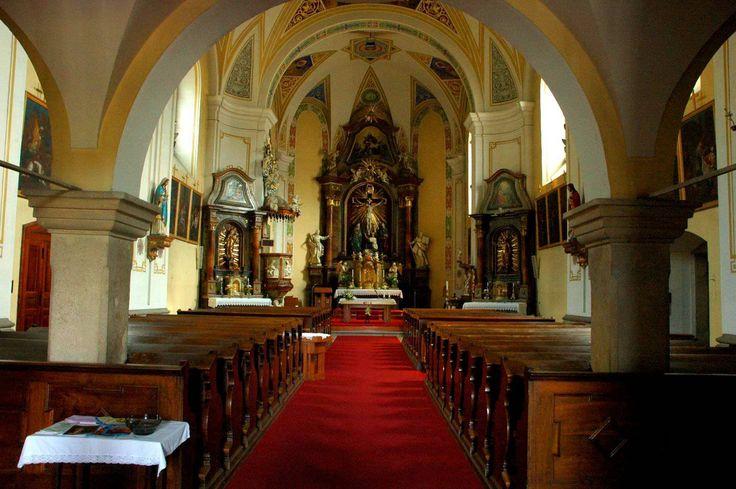 Catholic Church of St. John Nepomuck, Stramberk, Diocese of Ostrava-Opava, Czech Republic