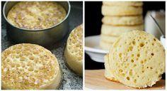 Rezepte für Crumpets - Entdecke eine große Auswahl an Crumpets Rezepten - Schritt für Schritt erklärt, mit Fotos und nützlichen Tipps!