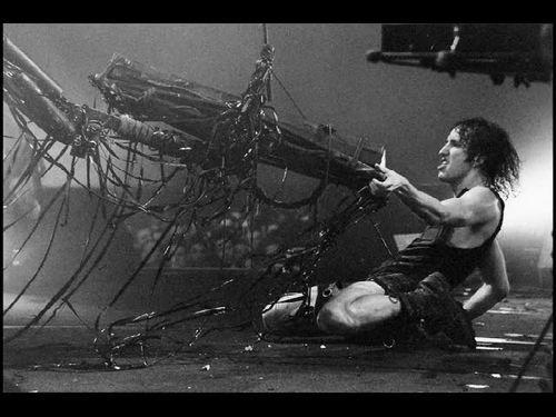 Nine Inch Nails – Descubre música, videos, conciertos, estadísticas e imágenes en Last.fm