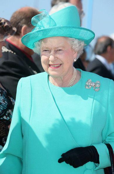 Queen Elizabeth II Photos: Her Majesty The Queen And Duke Of Edinburgh Visit Dorset