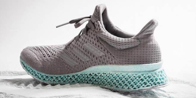 Okyanus temizliği için çalışan Parley,Adidas ile işbirliği yaptı. 3D yazıcıyla üretilecek yeni ayak...