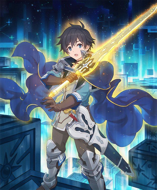 Card Princess Knight Anime Character Design Character Art Anime Shows
