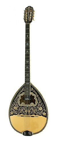 Bouzouki - Greek musical instrument