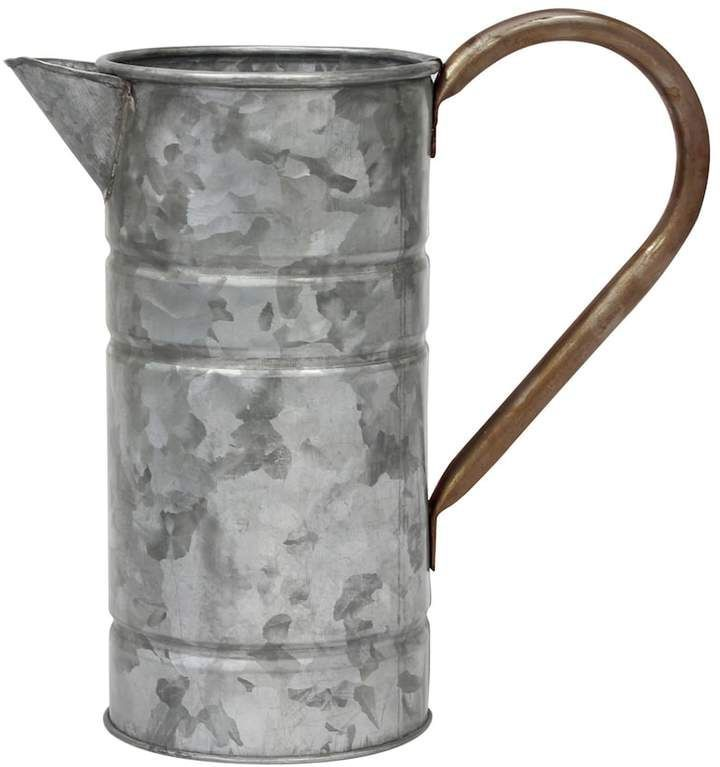 Fun rustic pitcher, great for flower arrangements! #flowers #pitcher #affiliatelink