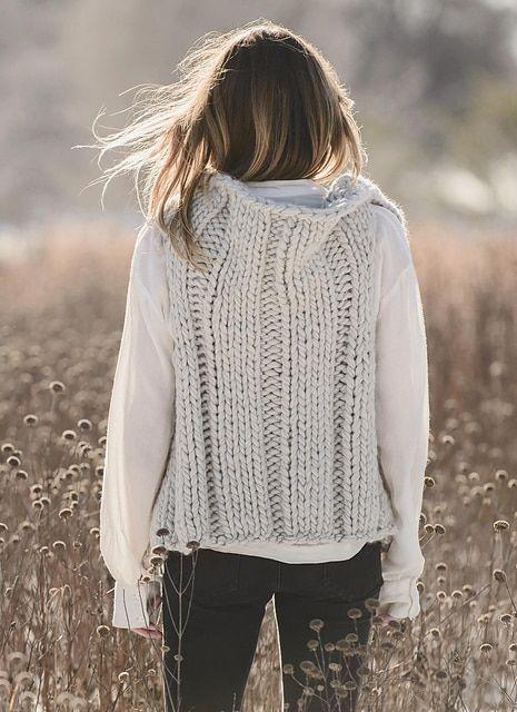 862cb025a Easy Vest Knitting Pattern. Easy Vest Knitting Pattern Jean Jumper