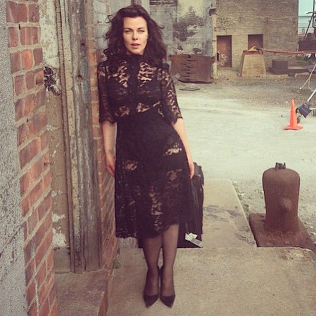 Looking gorg in Brooklyn. Watch Debi Mazar in the latest episode of Younger on TV Land at http://www.tvland.com/shows/younger.