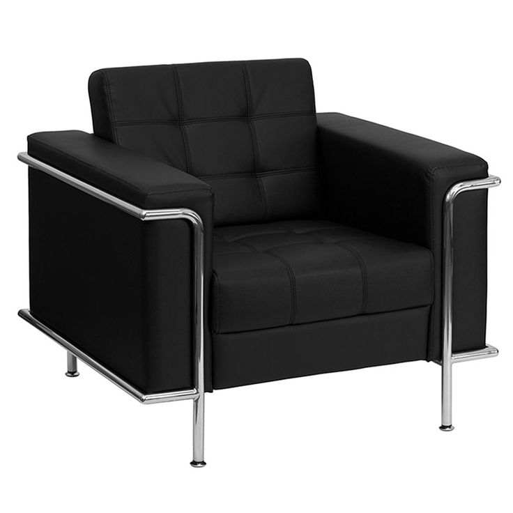 The Lisa Chair Is Great For Lounging In A Contemporary Living Room Used As Guest