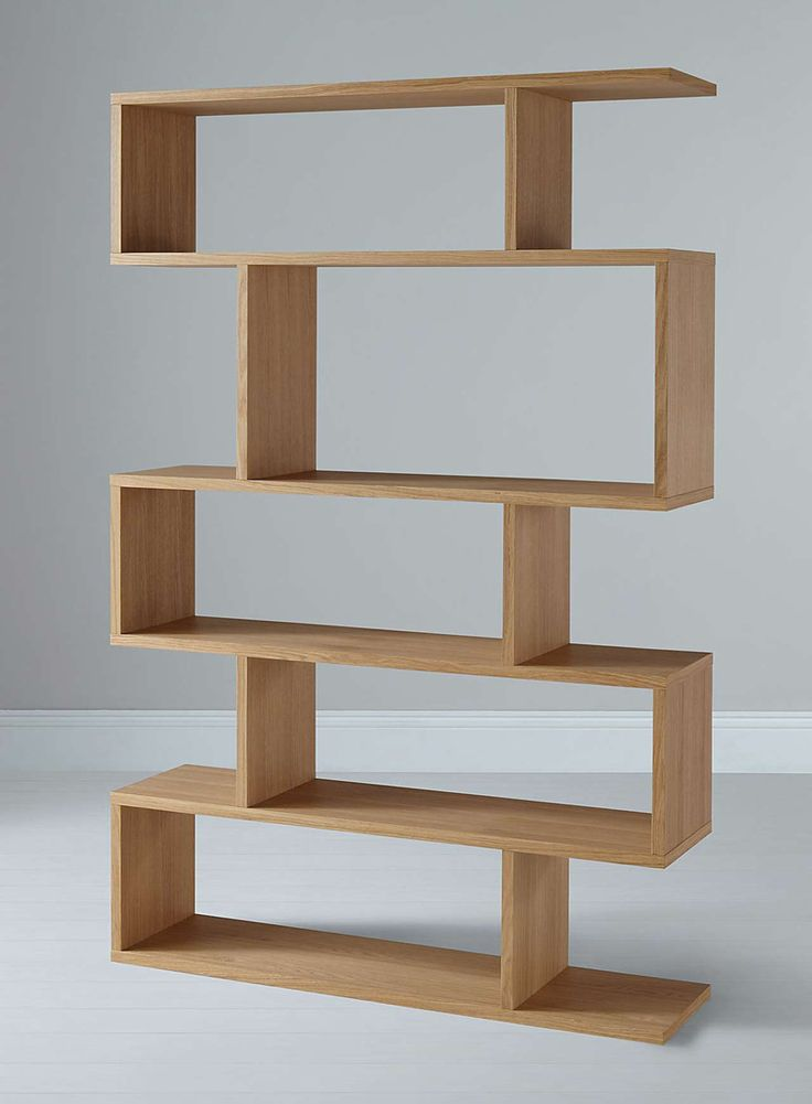 Unusual Shelving Units Design Ideas ~ http://www.lookmyhomes.com/unusual-shelving-units-to-keep-your-books/