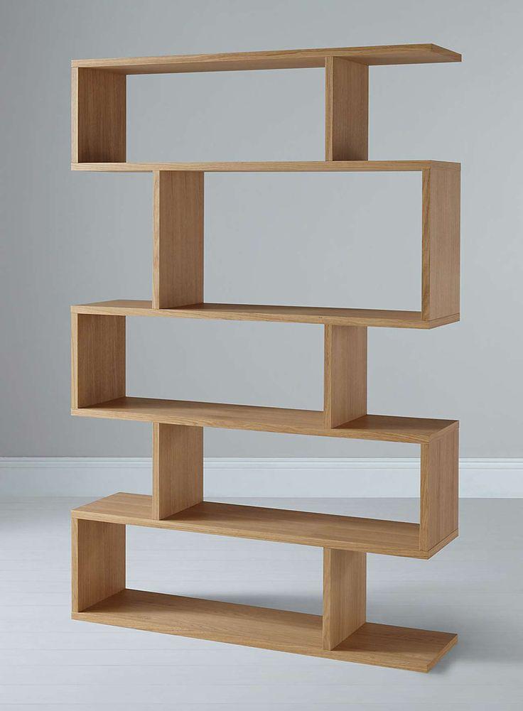 Unusual Shelving Units Design Ideas ~ http://www.lookmyhomes.com/unusual-shelving-units-to-keep-your-books/