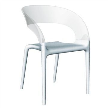Driade Ring Dining Chair - Style # 985510x, Modern Outdoor Dining Chairs – Contemporary Outdoor Dining Chairs – Outdoor Dining Furniture | SwitchModern.com