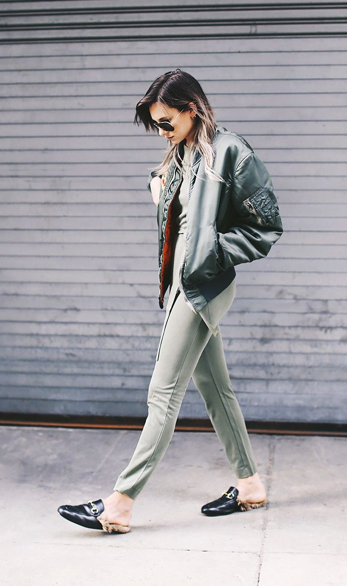 A Dozen Outfit Ideas Worth Obsessing Over via @WhoWhatWear