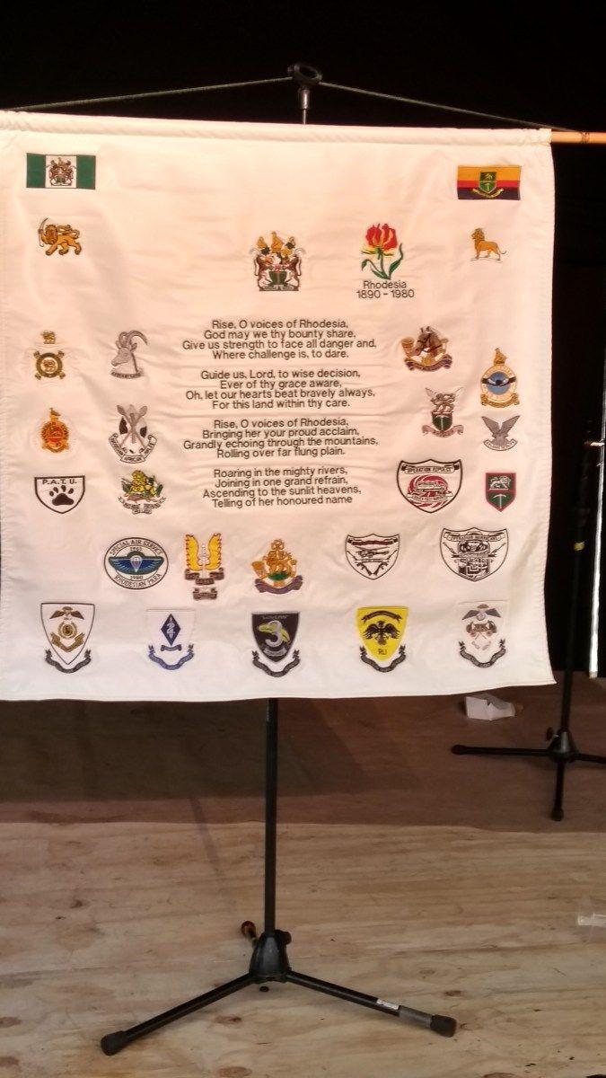 Rhodesian Remembrance Service 2017