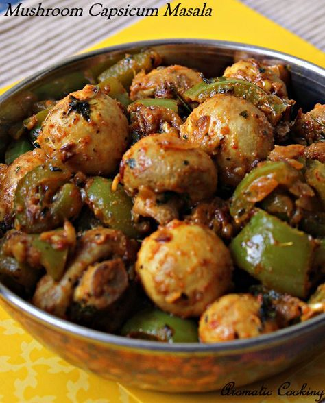 An Indian food blog with vegetarian and vegan recipes from Indian and world cuisine with step by step pictures.