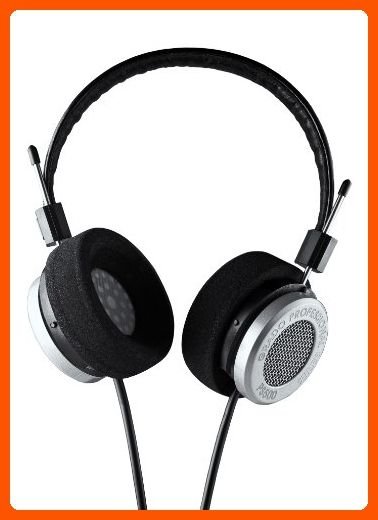 Grado PS 500 Professional Headphones (Discontinued by Manufacturer) - Fun stuff and gift ideas (*Amazon Partner-Link)