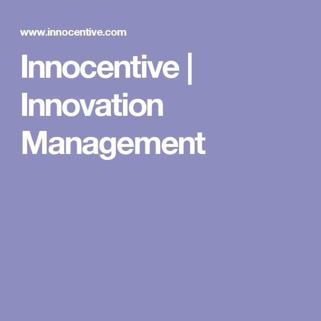 Innocentive | Innovation Management