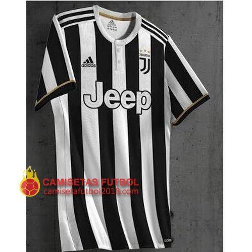 Primera camiseta Tailandia del Juventus 2017 2018