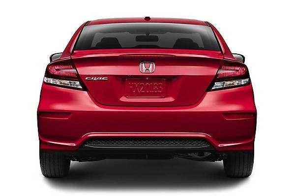 2018-2019 Honda Civic Coupe