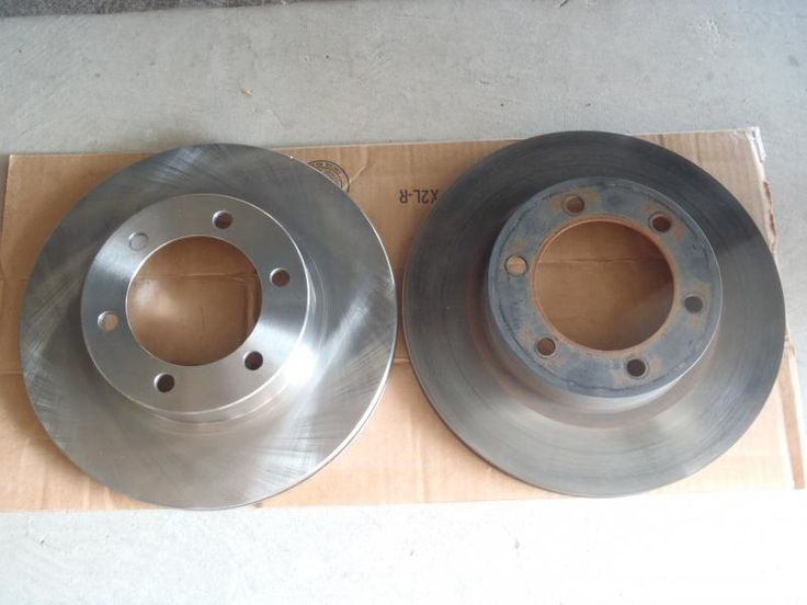 Hard to find Specs, Info & Measurements on 231mm 13WL Tundra Calipers & Rotors - Toyota 4Runner Forum - Largest 4Runner Forum