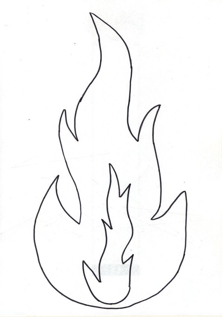 Картинка вечного огня 9 мая для вырезания из бумаги распечатать, днем