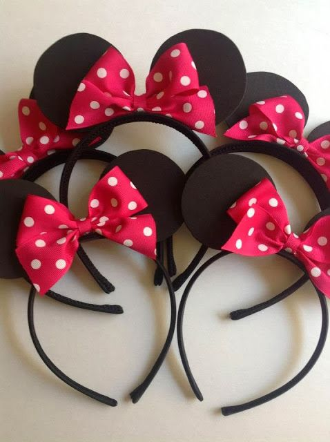 Pink Minnie Mouse Parties via Baby shower ideas for boy or girl #babyshowerideas