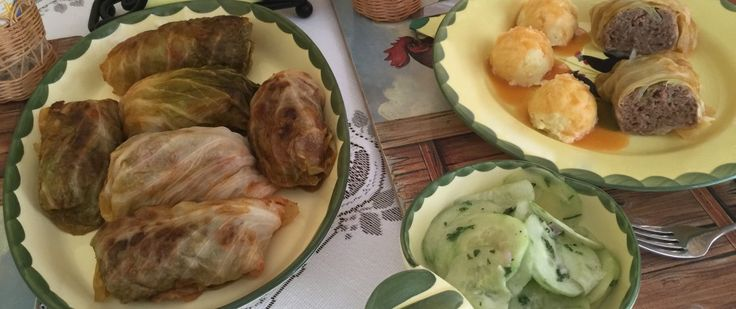 Traditional German Cabbage Rolls Recipe | Homemade Stuffed Cabbage Rolls |
