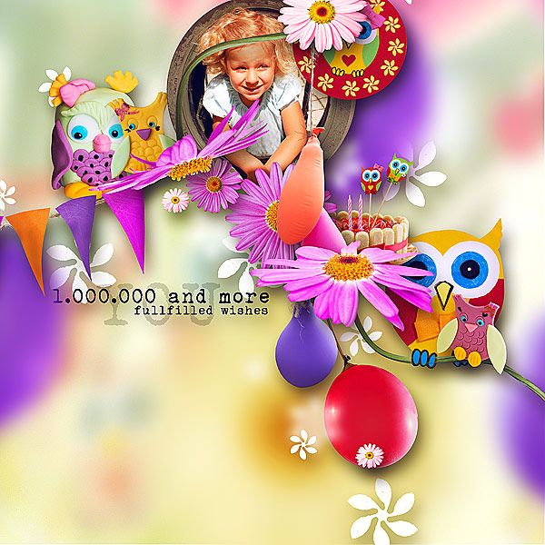 Wish, Joy, Treat by PST Designs @pickleberrypop