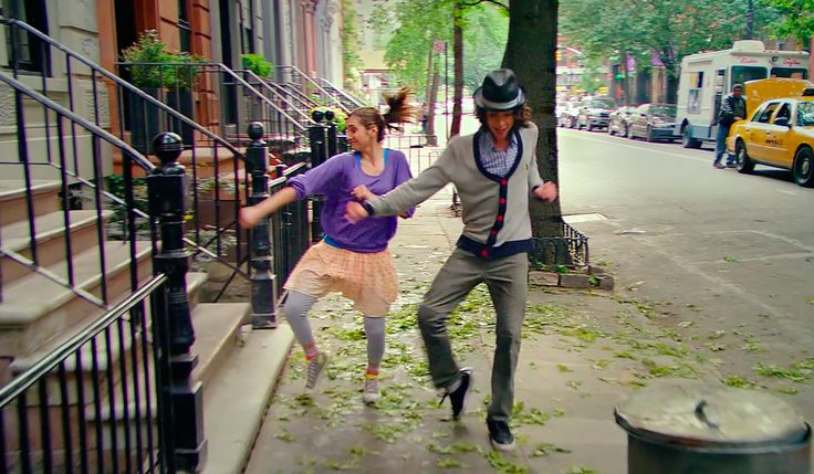 Adam Sevani & Alyson Stoner, Step Up 3 dance to Fred ...