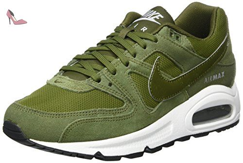 Nike Air Max Command, Sneakers Basses Femme, Vert (Legion Green/Legion Green/White/Wolf Grey), 38.5 EU - Chaussures nike (*Partner-Link)