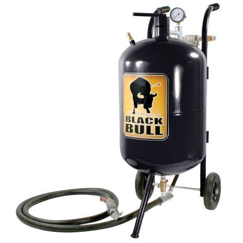 Buffalo Tools SB10G 10 Gallon Abrasive Blaster