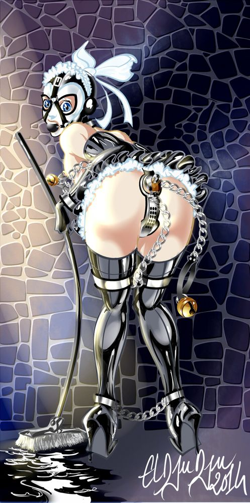 usefull sissy maid.